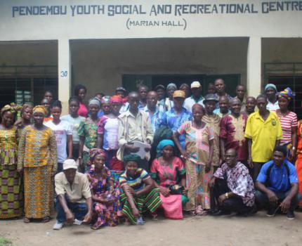 COMMUNITY CONTRIBUTIONS IMPROVE EDUCATION OUTCOMES IN KAILAHUN DISTRICT